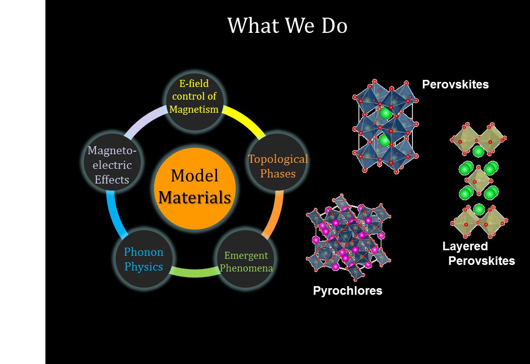 About Us | Ramesh Lab
